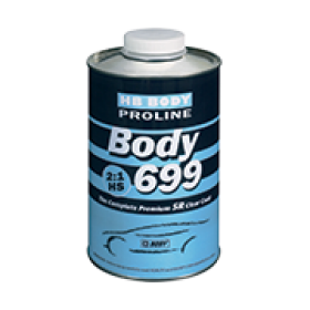 BODY 699 2:1 HS SR PROLINE