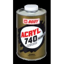 ACRYL 740 NORMAL 2K THINNER (REDUCER)