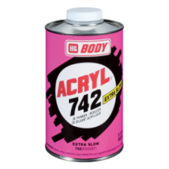 ACRYL 742 EXTRA SLOW 2K THINNER (REDUCER)