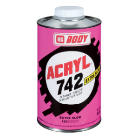 ACRYL 742 EXTRA SLOW 2K THINNER (REDUCER)