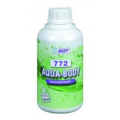 AQUA-BODY 772 DEGRESANT PE BAZA DE APA